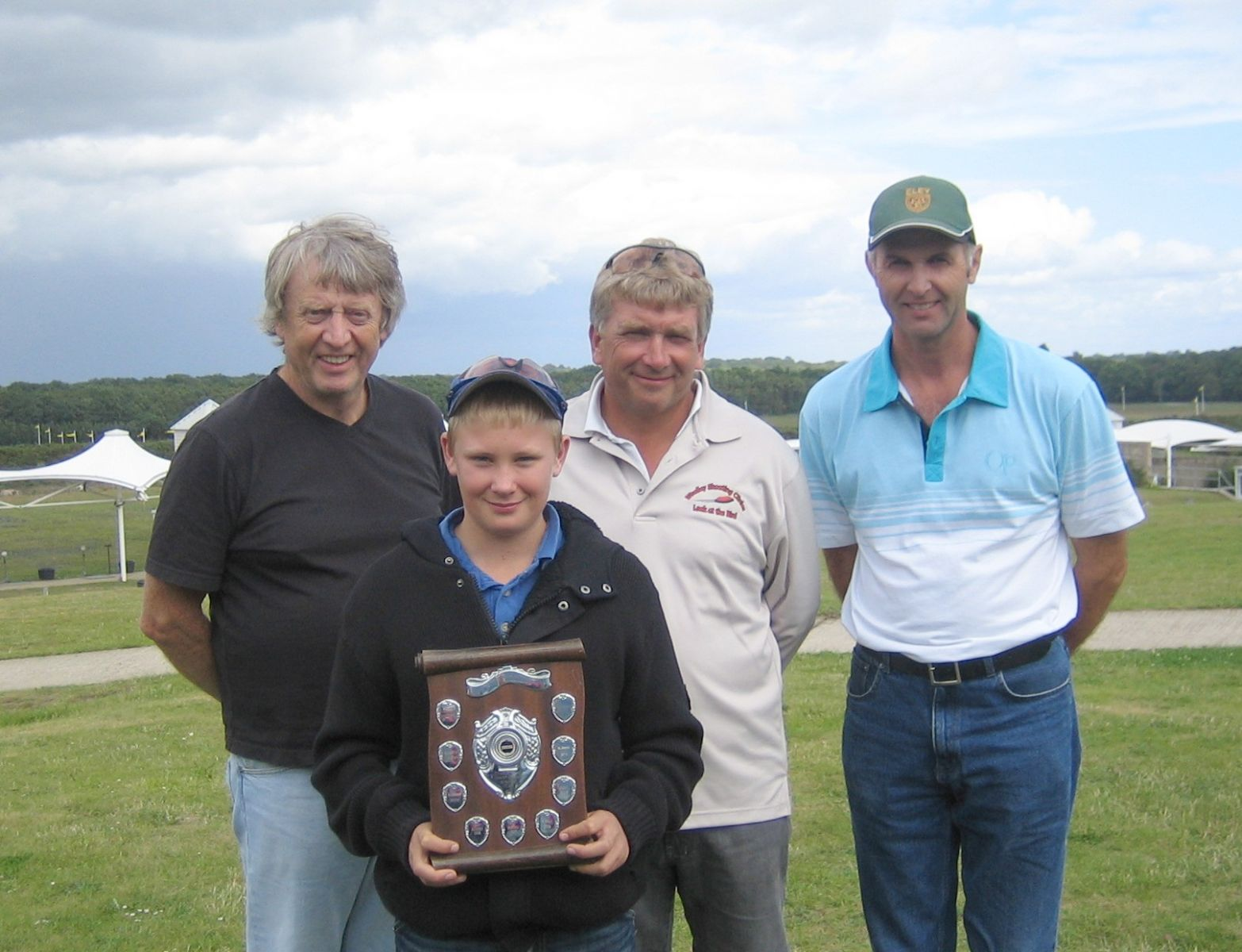 - Intercounties Double Trap 2011 Winning Team Kent, Dave Amos, Nathan Hales, Colin Hales and Kevin Howland